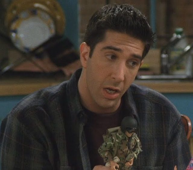 friends 3 e1621932403283 20 Reasons Why Ross In Friends Is Actually A Terrible Human Being