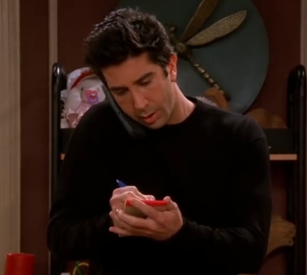 friends 4 e1621932489282 20 Reasons Why Ross In Friends Is Actually A Terrible Human Being