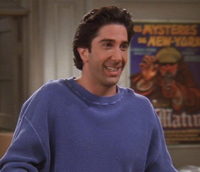 friends 8 e1621932740118 20 Reasons Why Ross In Friends Is Actually A Terrible Human Being