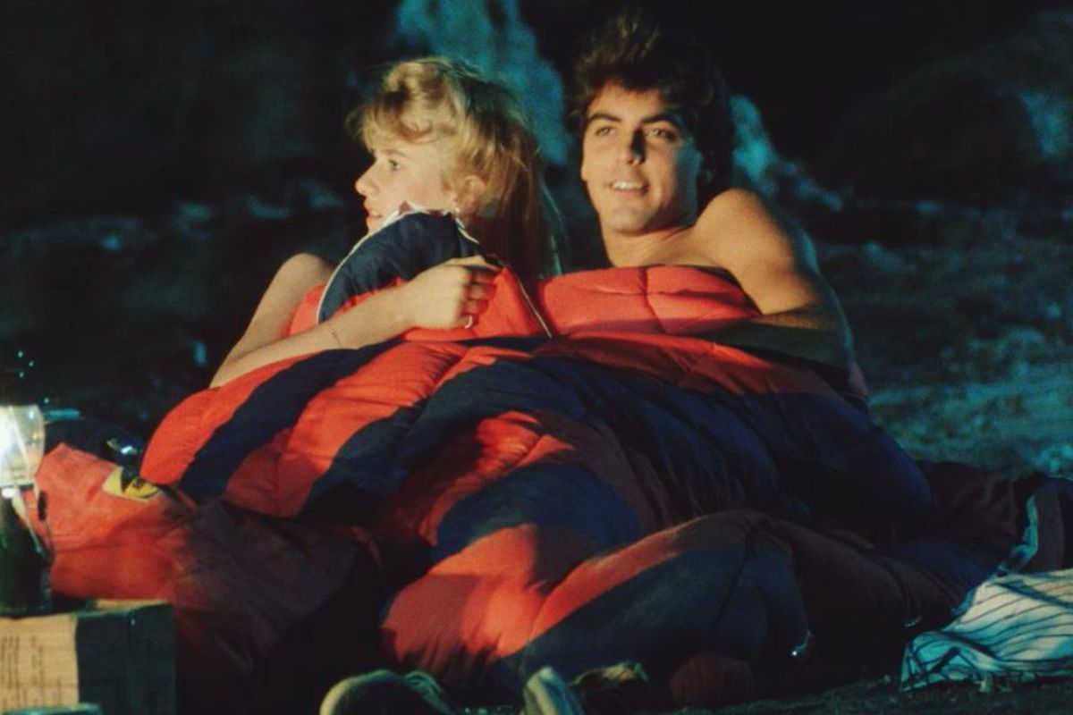 george clooney laura dern grizzly II.0 Huge Actors You Didn't Know Started Out In Completely Embarrassing Movies