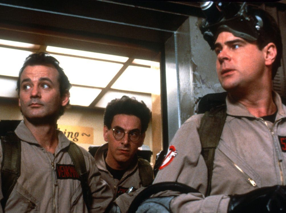 ghostbusters e1617792128488 20 Classic Movies That Could Have Turned Out Very Different
