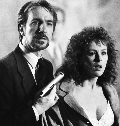 hans gruber die hard alan rickman 20 Things That Could Have Been Very Different About The Die Hard Series
