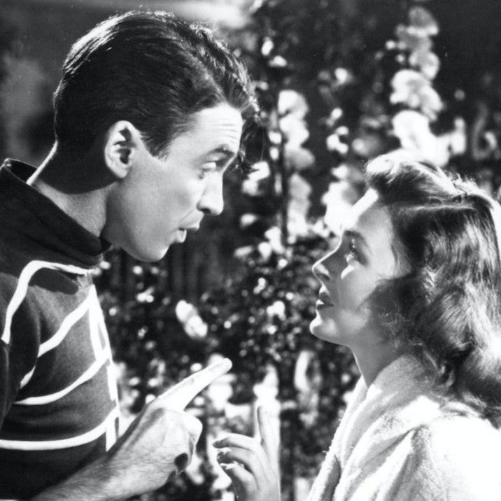 its a wonderful life jimmy stewart donna reed nbc getty 20075320 1280x0 e1578482827419 20 'Christmas Movies' That Aren't Actually Christmas Movies At All