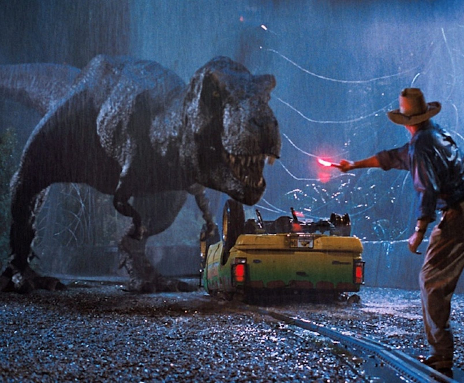 jurassic park e1613747855434 40 Things You Never Knew About The Disastrous Waterworld