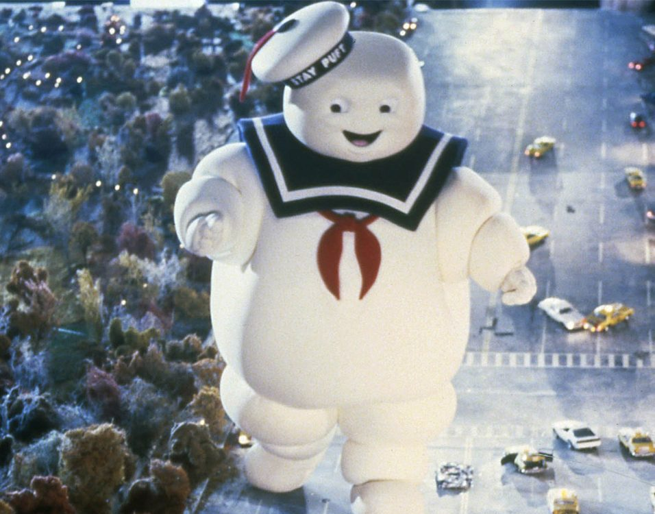 mr stay puft ghostbusters gallery 5d0d50f69e156 e1617792156967 20 Classic Movies That Could Have Turned Out Very Different