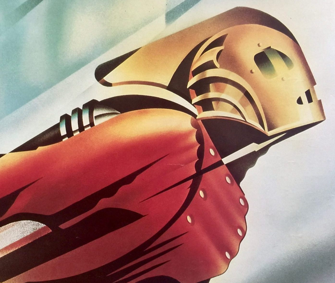 new years 35 e1625577225681 20 Things You Never Knew About High-Flying Comic Book Movie The Rocketeer