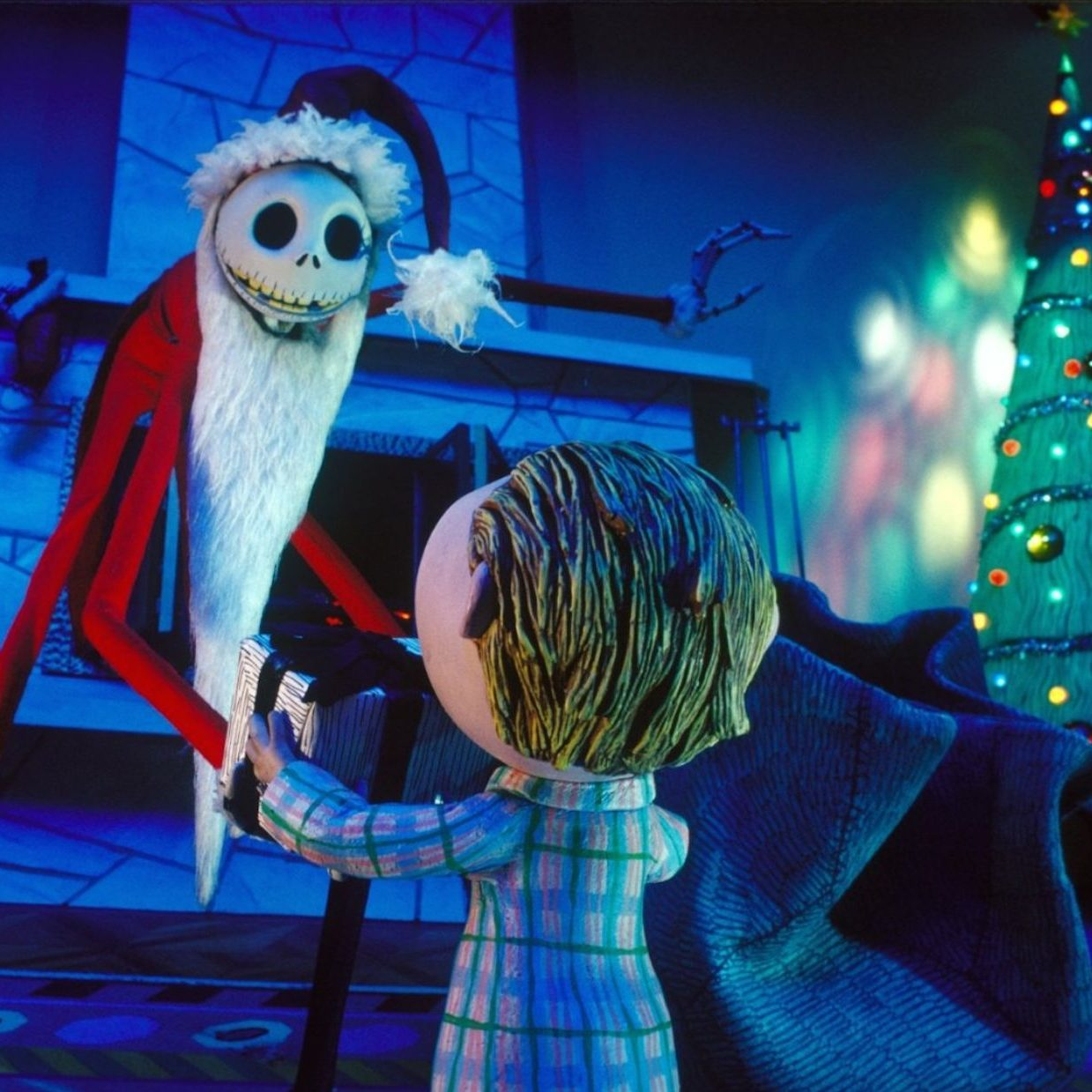 nighmare before hed e1578479481666 20 'Christmas Movies' That Aren't Actually Christmas Movies At All