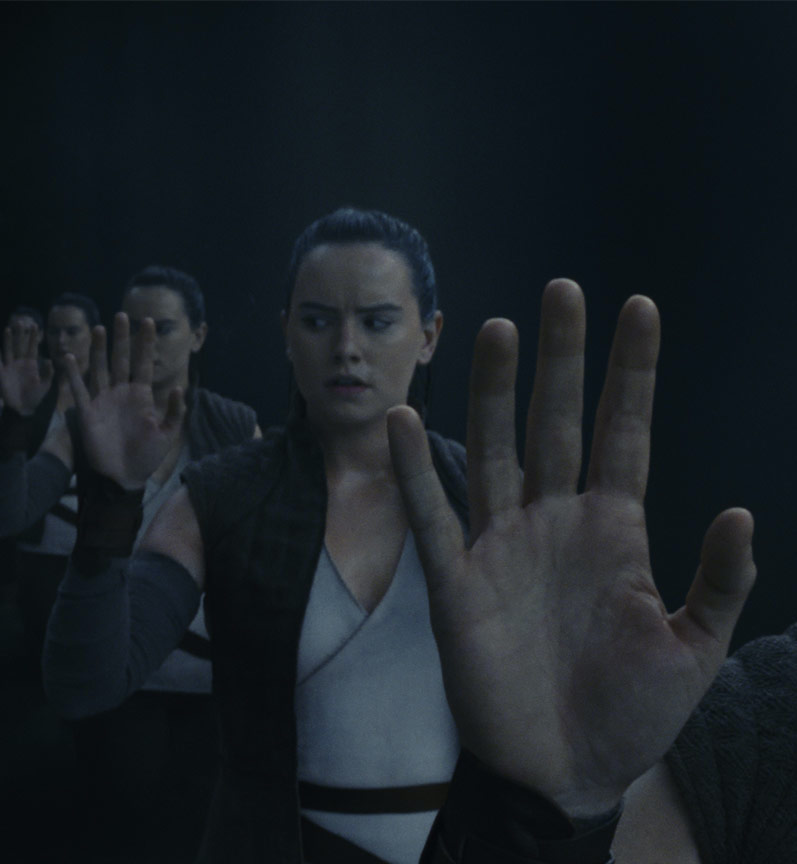 rey1 20 Reasons Why Star Wars: The Last Jedi Is The Best Film In The Saga So Far