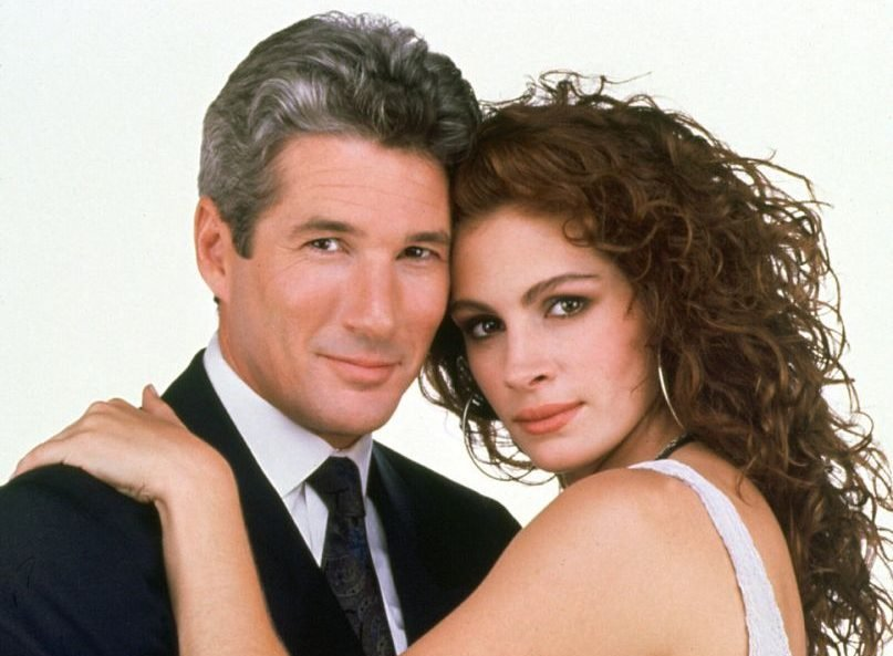 richard gere edward lewis juli e1617792279697 20 Classic Movies That Could Have Turned Out Very Different