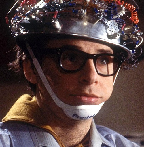 rick moranis ghostbusters reboot pic 20 Classic Movie Moments That Were Completely Improvised
