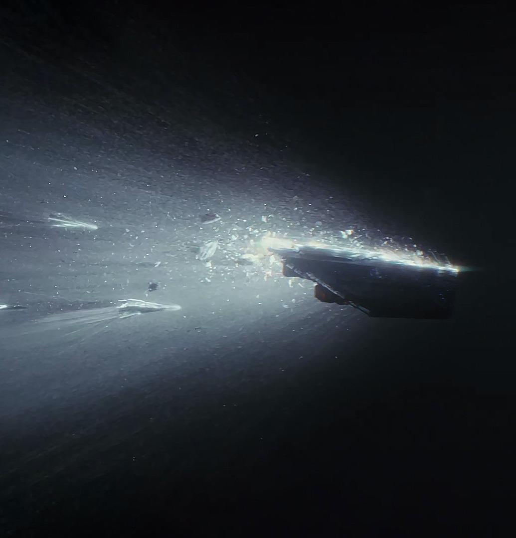 star wars the last jedi lightspeed crash wallpaper 1920×1080 20 Reasons Why Star Wars: The Last Jedi Is The Best Film In The Saga So Far