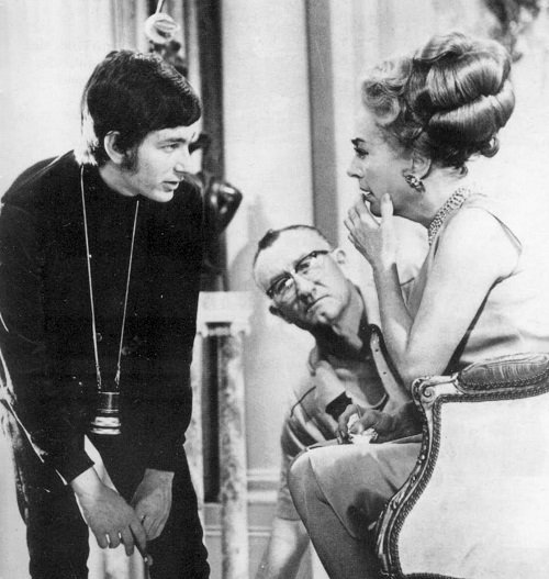 steven spielberg and joan crawford 20 Crazy Facts About Twilight Zone: The Movie