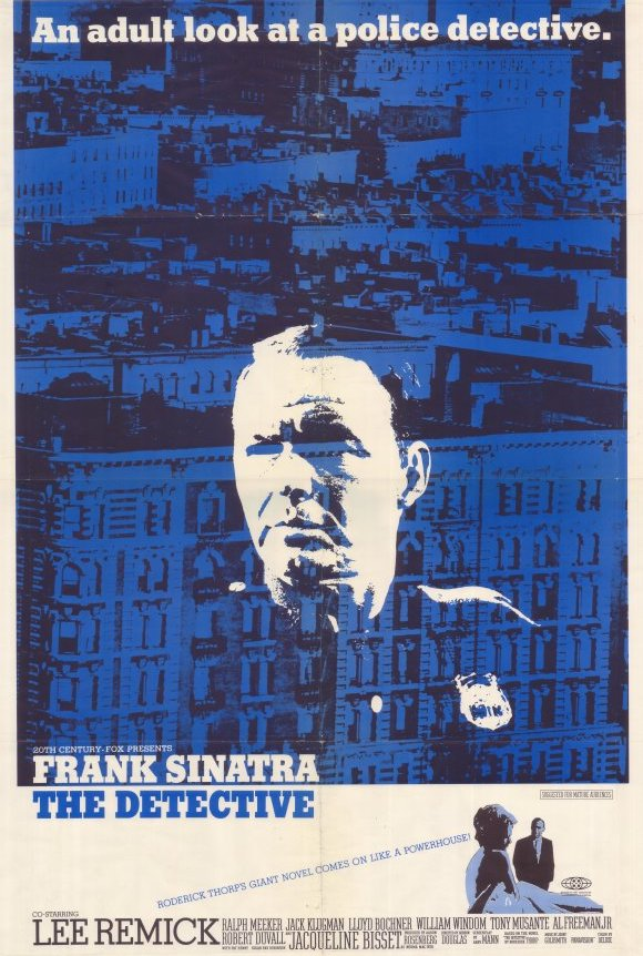 the detective movie poster 1968 1020255055 20 Things That Could Have Been Very Different About The Die Hard Series