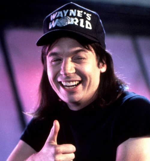 the totally excellent 19 facts you never knew about waynes world 7 1556674170 RhUd column width inline 20 Classic Movie Moments That Were Completely Improvised