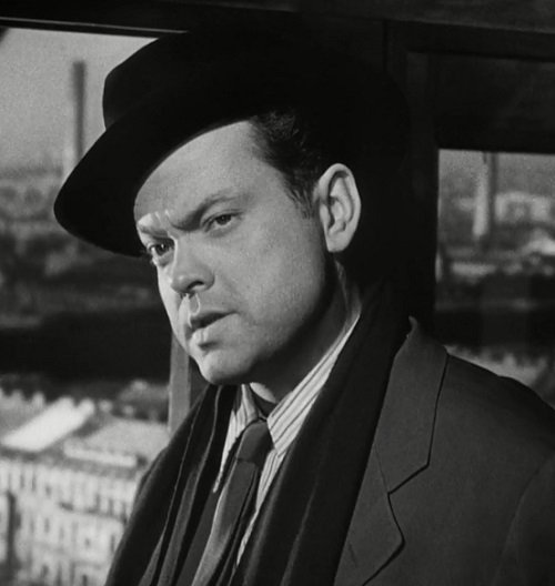 third man 4 20 Classic Movie Moments That Were Completely Improvised
