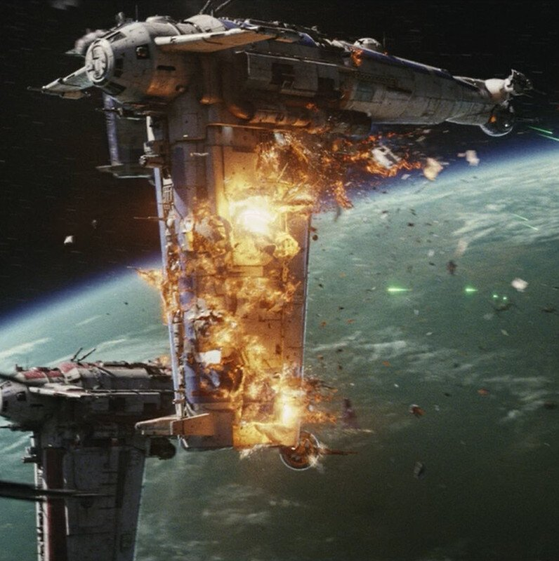 zak boxall bomber6 20 Reasons Why Star Wars: The Last Jedi Is The Best Film In The Saga So Far