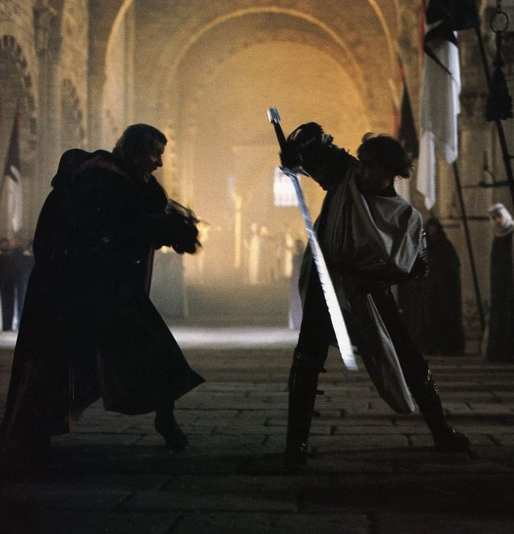 1118full ladyhawke 1985 photo e1581417849360 20 Fantastic Facts About The 1985 Sword And Sorcery Film Ladyhawke
