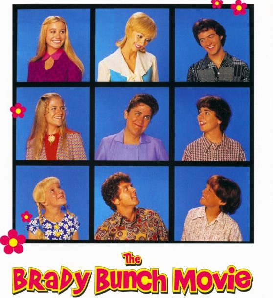 1995 the brady bunch movie poster2 e1581508432844 Just The Facts (20 Of Them) About Dan Aykroyd And Tom Hanks' Dragnet