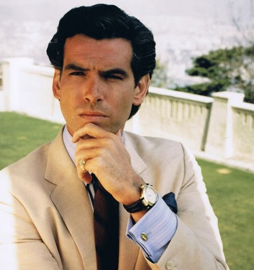 5 Pierce Brosnan in Noble House with Cartier Pasha 20 Famous Actors Who Almost Played Iconic Movie Roles