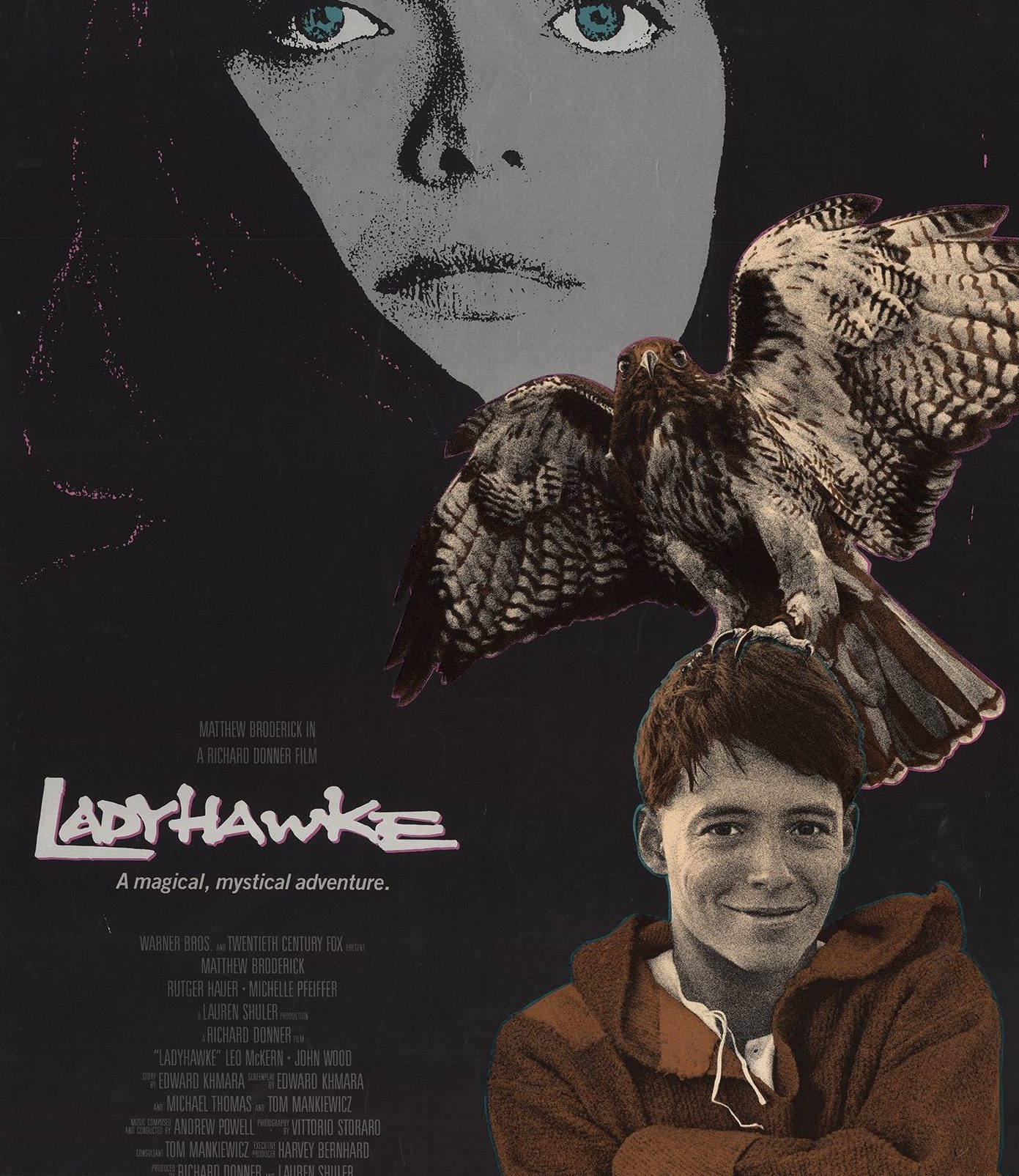 72974 e1581414969652 20 Fantastic Facts About The 1985 Sword And Sorcery Film Ladyhawke