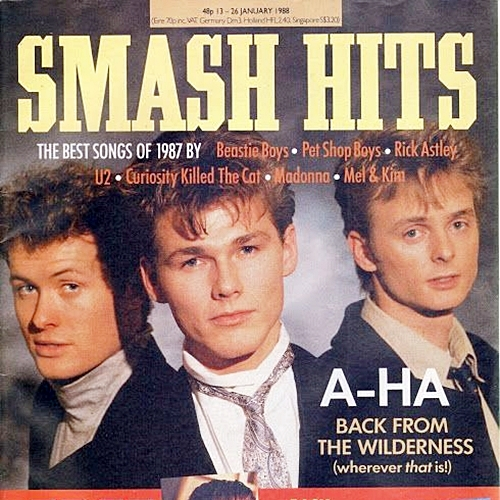 8 17 10 Fascinating Facts About Smash Hits, Our Favourite Childhood Magazine
