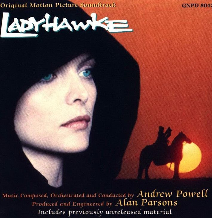 885a6532605f0545ecfb46c43264ff64 alan parsons project music film e1581418299489 20 Fantastic Facts About The 1985 Sword And Sorcery Film Ladyhawke