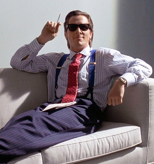 American Psycho Christian Bale 20 Hilarious Comedies That Tackled Completely Unfunny Subjects