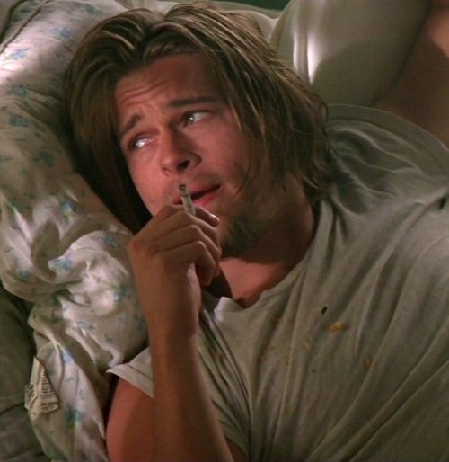 Brad Pitt True Romance 20 Things You Probably Didn't Know About Crimson Tide