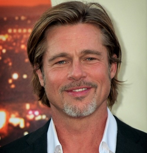 Brad Pitt 2019 by Glenn Francis 20 Things You Probably Didn't Know About Crimson Tide