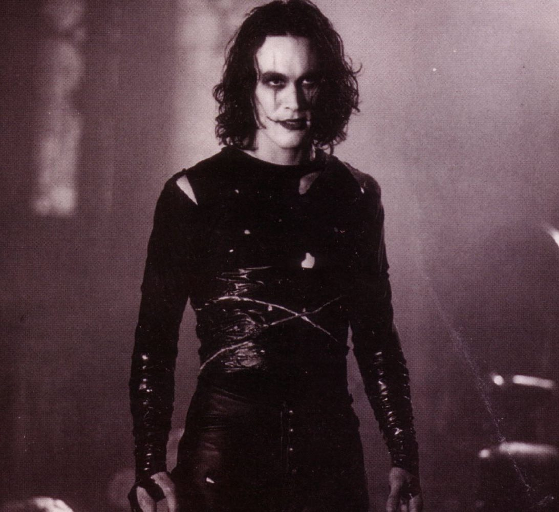 Brandon Lee in The Crow 1994 1 e1616758109405 20 Facts About Casper You Might Struggle To Grasp
