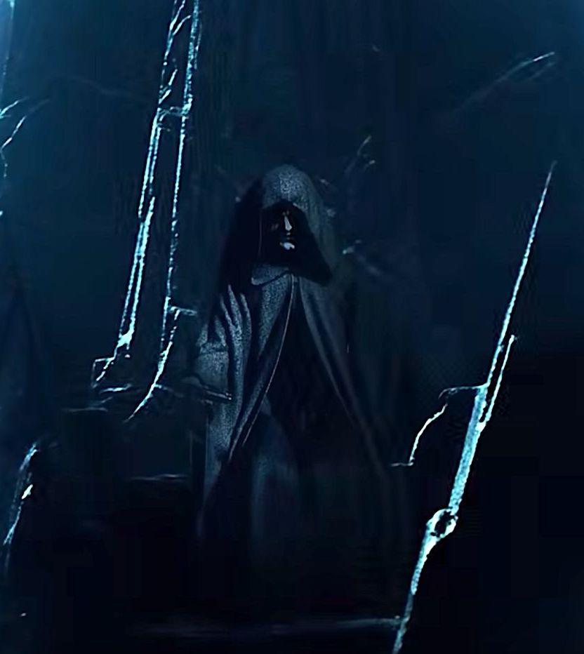 Emperor Palpatine on Exogal in Star Wars The Rise of Skywalker. DisneyLucasfilm. Screengrab. 20 Reasons Why Star Wars: The Rise Of Skywalker Makes Absolutely No Sense