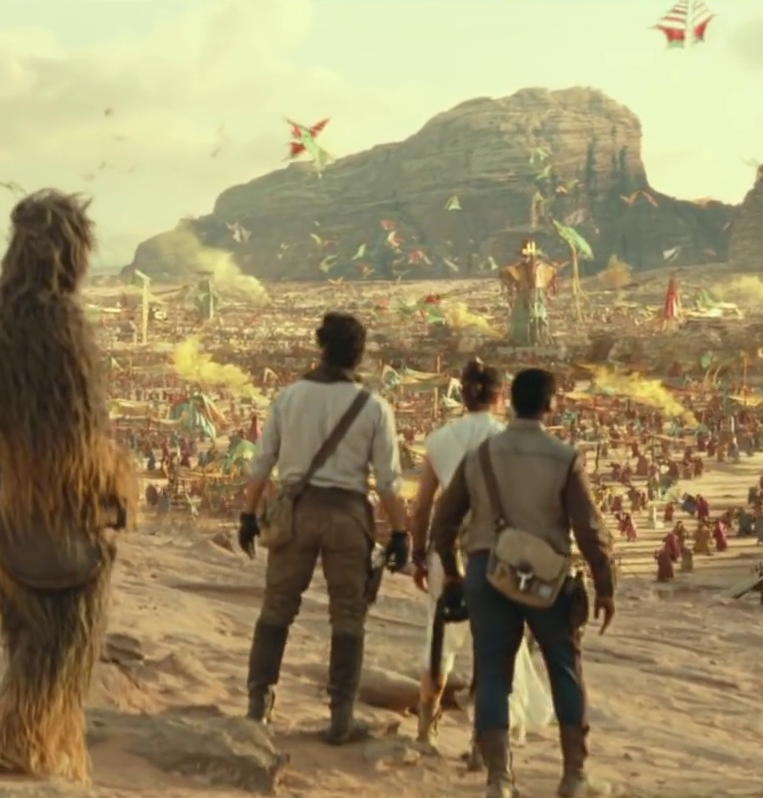 Forbidden Valley 20 Reasons Why Star Wars: The Rise Of Skywalker Makes Absolutely No Sense