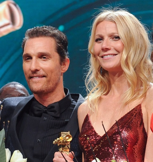 Gwyneth Paltrow caught up pals including Matthew McConaughey 20 Famous Actors Who Almost Played Iconic Movie Roles
