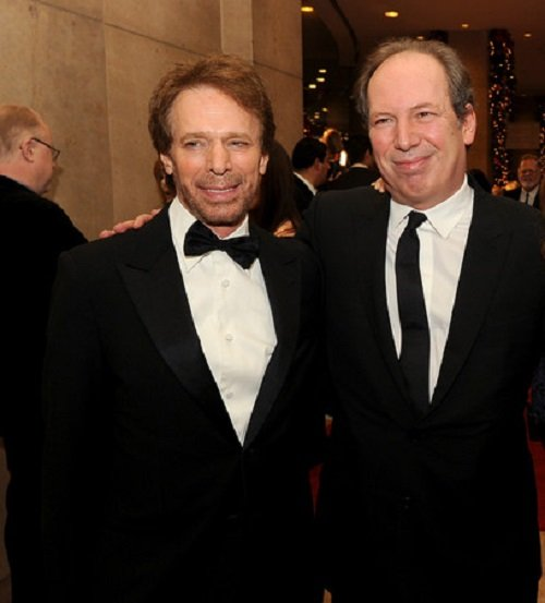 HansZimmerLindaBruckheimerAmericanCinematheque04E0CZw0jy l 20 Things You Probably Didn't Know About Crimson Tide