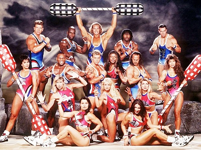 INTRO Remember Gladiators? Here's What The Cast Look Like Now!