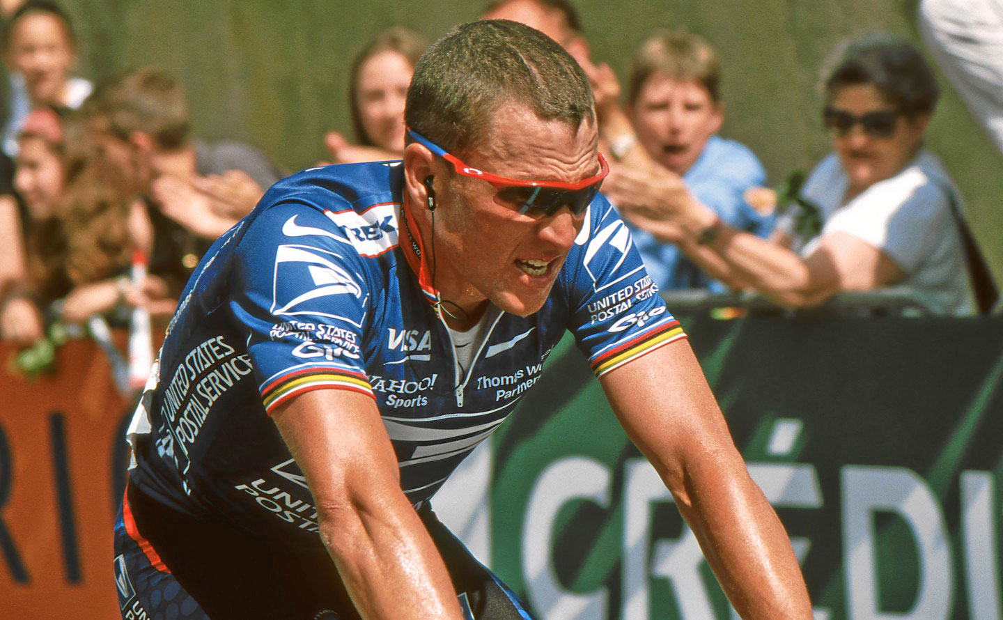 Lance Armstrong 2002 w 20 Actors Who Looked Exactly Like The Real People They Played