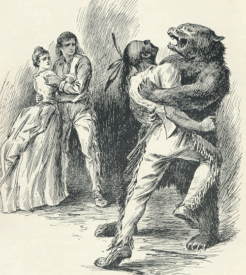 Last of the Mohicans Merrill bear 20 Adventurous Facts About The Last Of The Mohicans