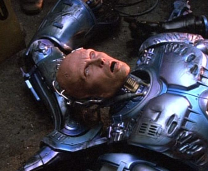 RoboCop dismemberd e1616584158188 20 Films That Prove The 1980s Was The Greatest Decade