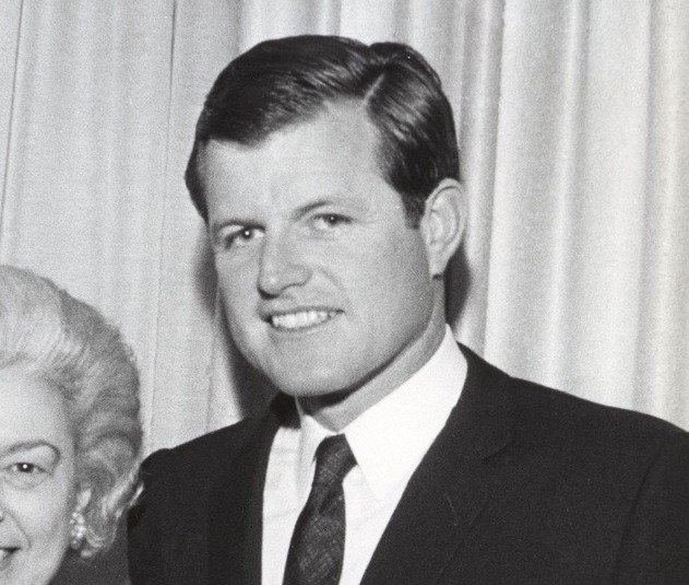 Seattle City Council member Jeanette Williams with Senator Ted Kennedy 1967 20 Actors Who Looked Exactly Like The Real People They Played