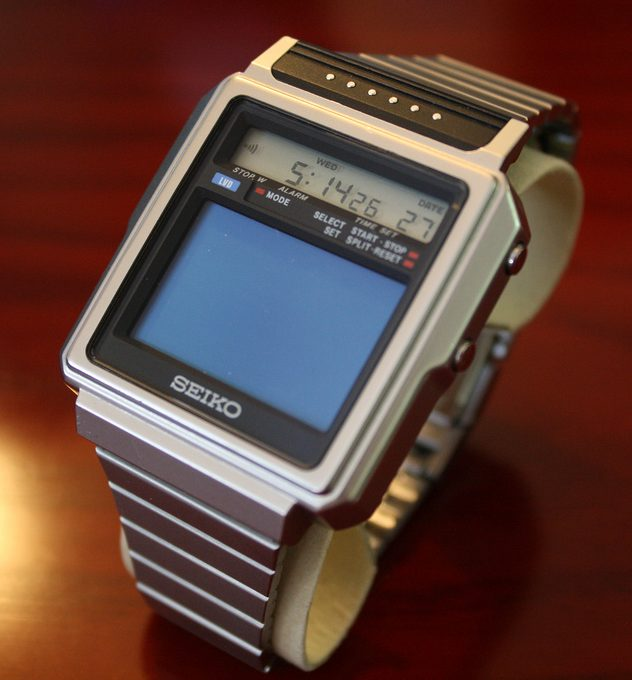 Seiko T001 6 e1581506780771 Just The Facts (20 Of Them) About Dan Aykroyd And Tom Hanks' Dragnet