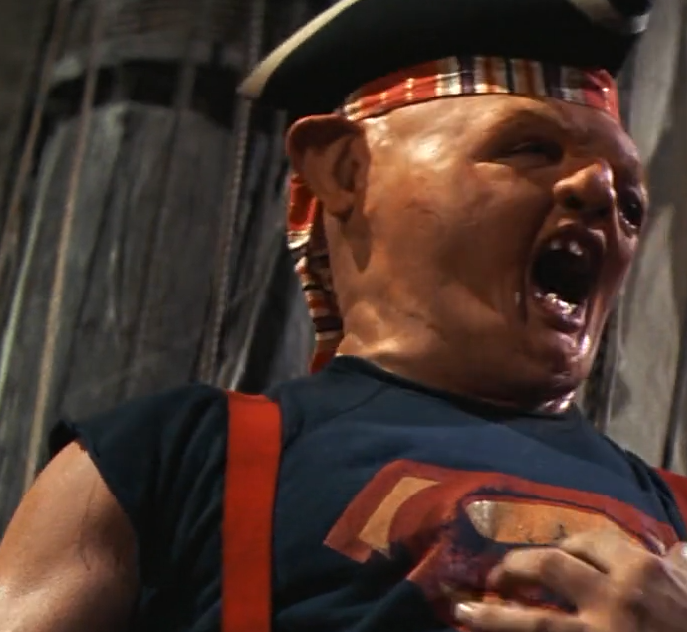 Sloth Superman e1616583562978 20 Films That Prove The 1980s Was The Greatest Decade