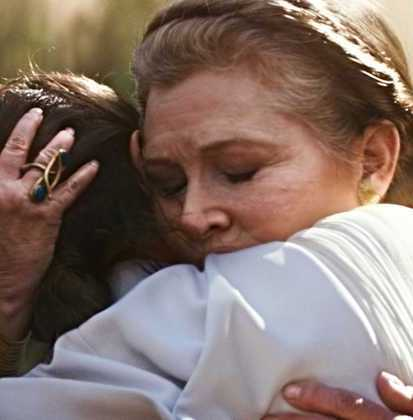 Star Wars Rise Of Skywalker Video Leia Carrie 20 Reasons Why Star Wars: The Rise Of Skywalker Makes Absolutely No Sense