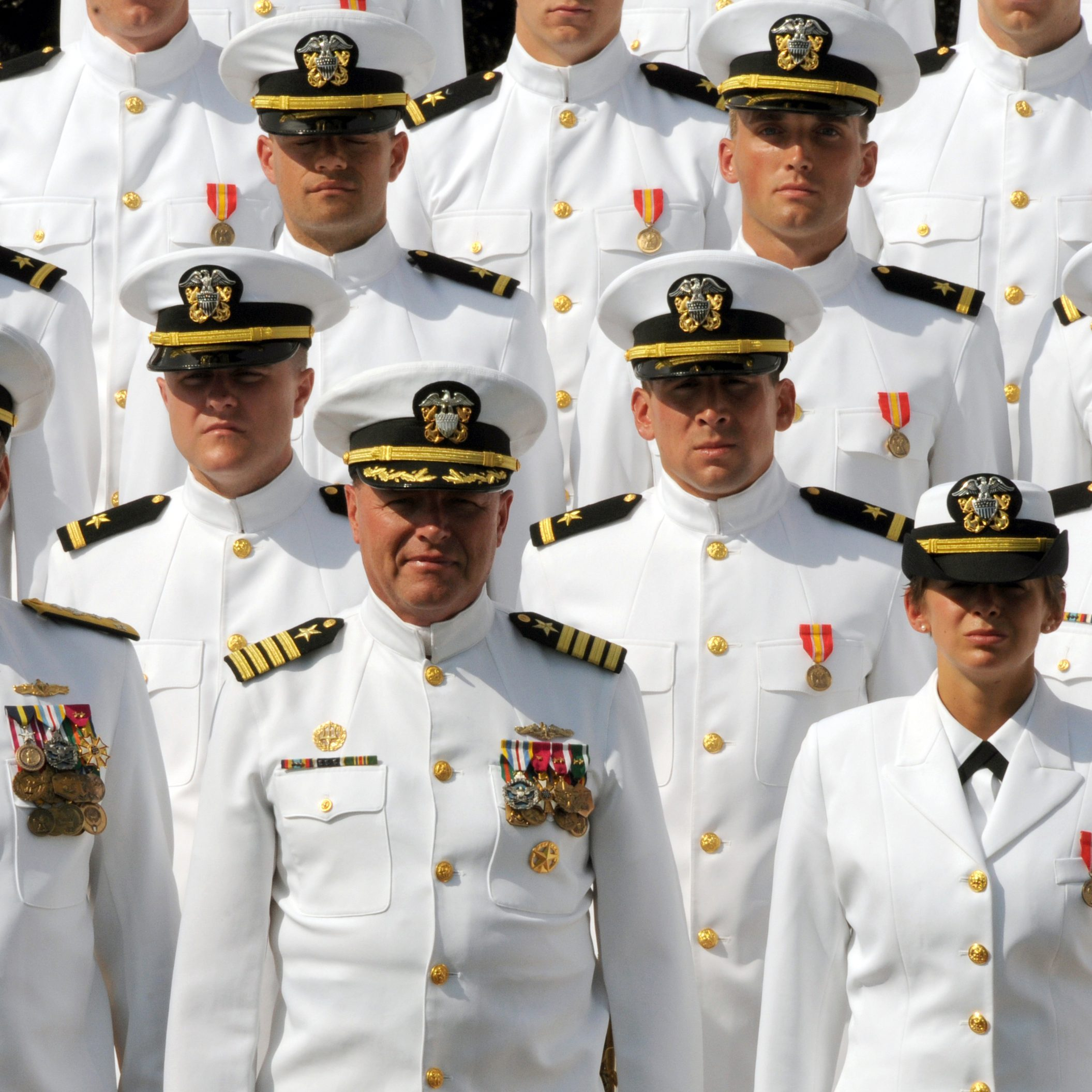 US Navy 080829 N 8848T 487 newly commissioned Ensigns and graduates from Officer Candidate School e1579686477456 20 Things You Might Not Have Realised About An Officer And A Gentleman