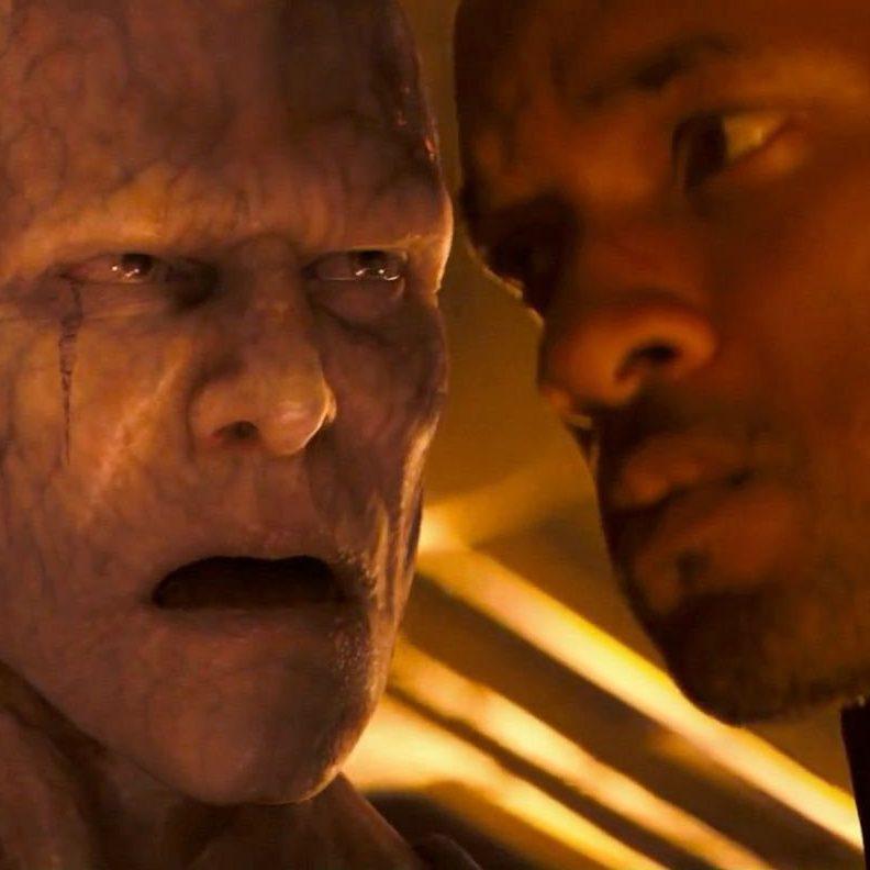 Will Smith in I Am Legend deleted scene e1580809351618 20 CGI Moments So Bad They Ruined The Entire Film