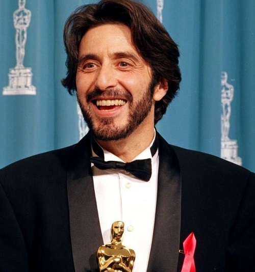 al pacino wins oscar 20 Things You Probably Didn't Know About Crimson Tide