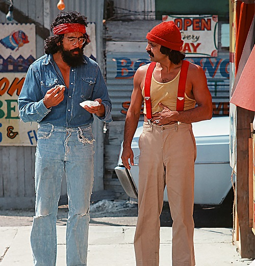 cheech chong up in smoke vertical paramount pictures 20 Zany Facts You Never Knew About Stripes