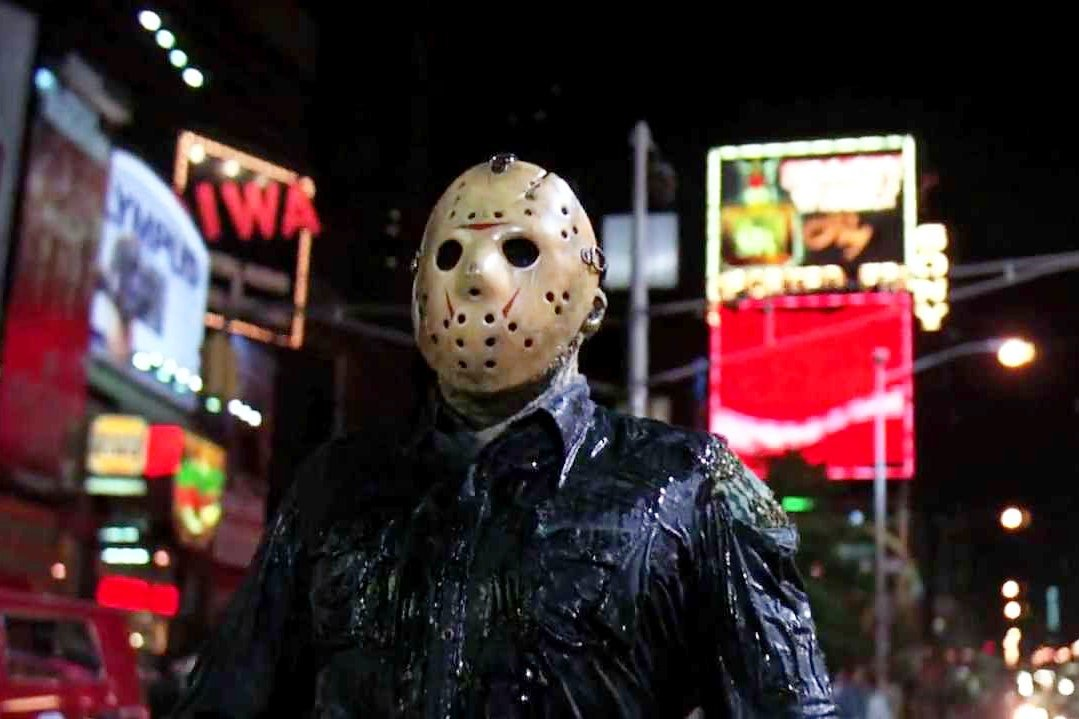friday the 13th jason takes manhattan These Are The Weirdest Horror Movie Franchise Instalments Of All Time
