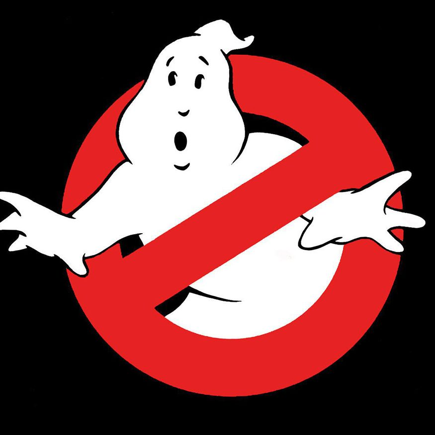 ghostbusters logo on black e1580213276757 20 Facts About Casper You Might Struggle To Grasp