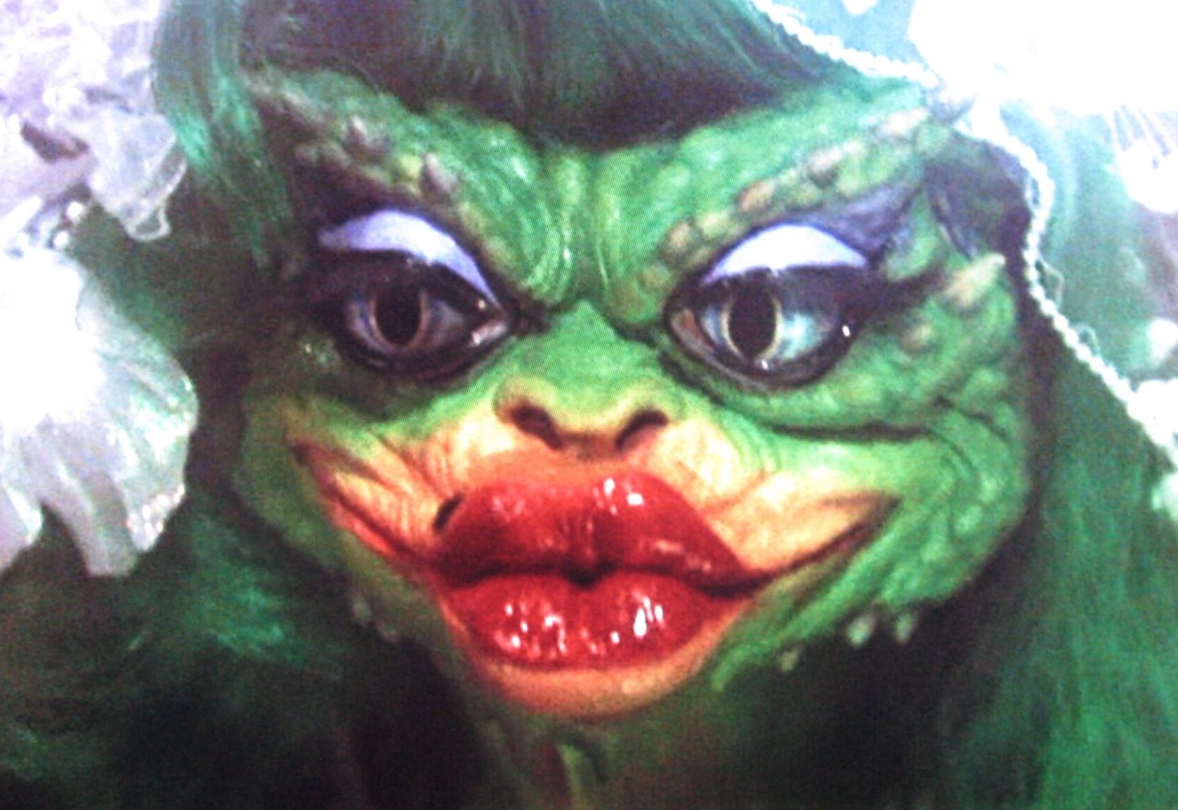 gremlins 2 baby lady gremlin close up scaled 1 These Are The Weirdest Horror Movie Franchise Instalments Of All Time