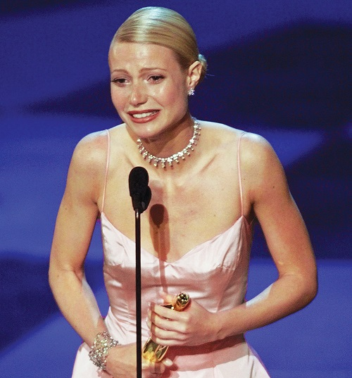 gwyneth paltrow oscar acceptance 20 Famous Actors Who Almost Played Iconic Movie Roles
